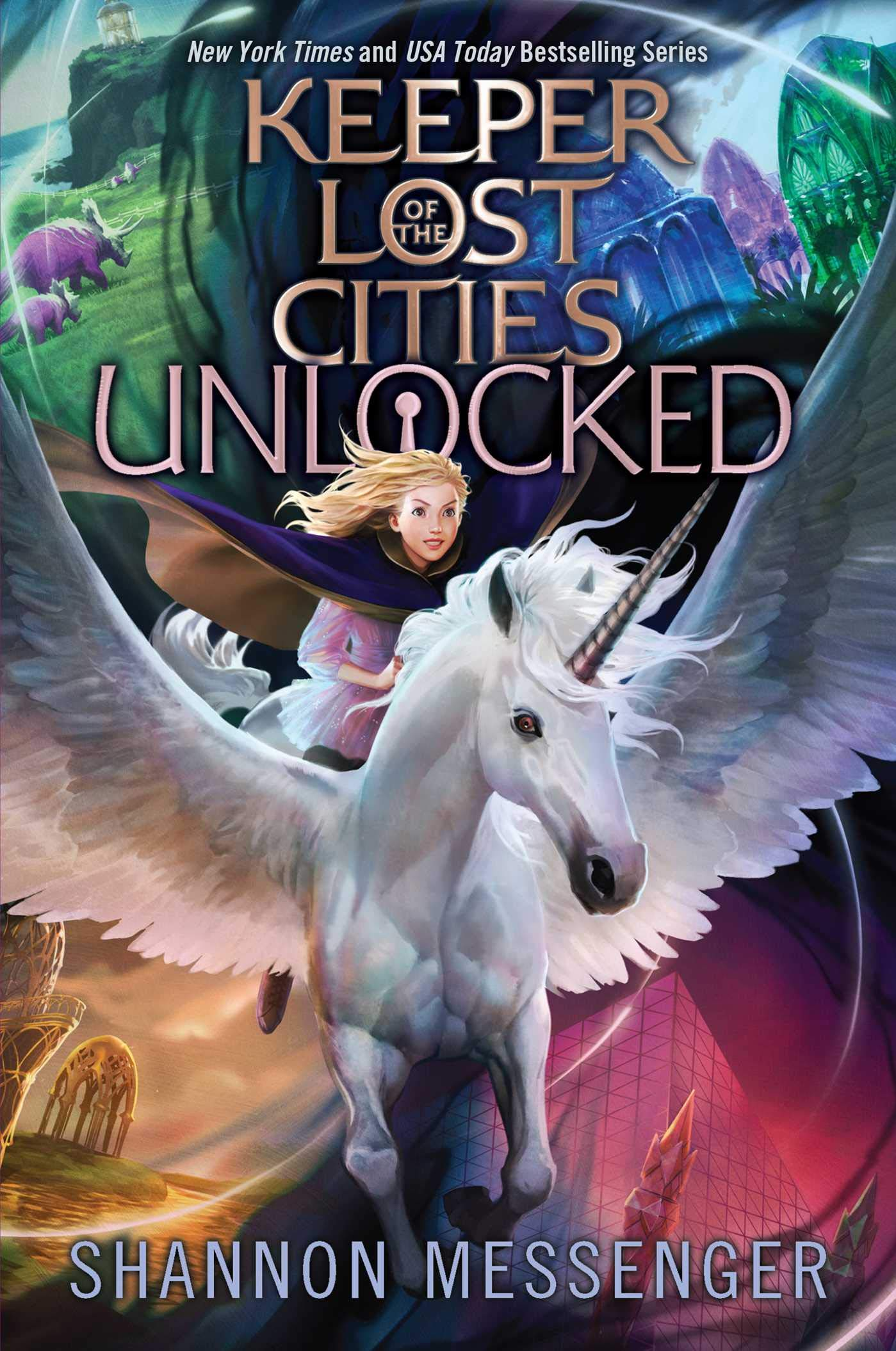 Unlocked Book 8.5 (Keeper of the Lost Cities)-55